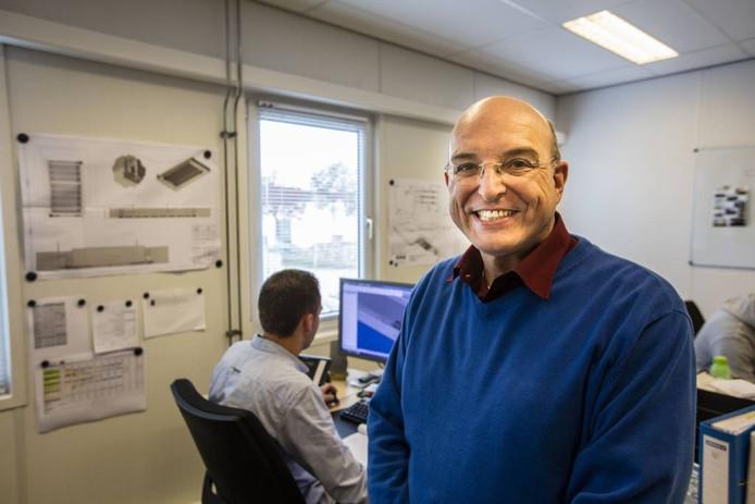 Directeur Mark de Boevere van Pulsemaster. Foto Ton van de Meulenhof.