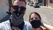 "Limburgers Stijn (26) en Tamara (26) terug thuis na spectaculaire ""Escape from Guatemala"""