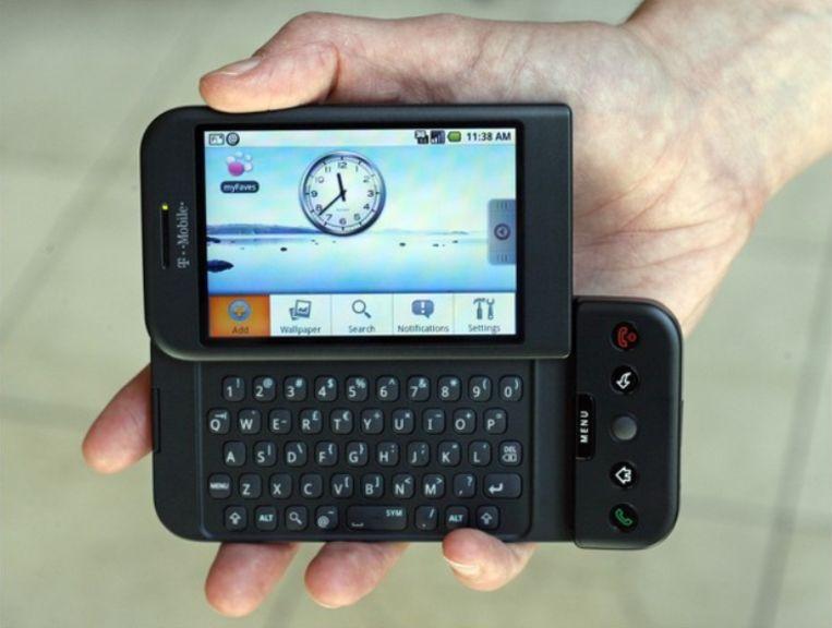 De HTC Dream
