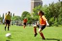 Suse van Kleef voetbal