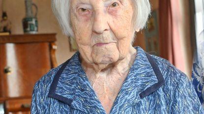 Ternat verliest oudste inwoner Germaine op 105-jarige leeftijd