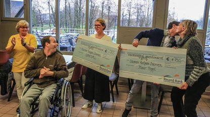 'Sterren helpen sterren' brengt 9.500 euro op