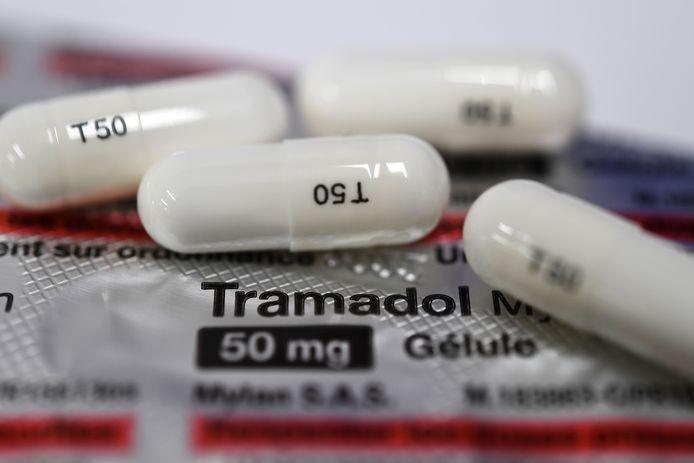 Tramadol is een van de verboden pijnstillers in Egypte omdat het vaak als recreatieve drug wordt gebruikt.