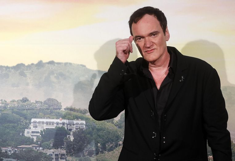 Quentin Tarantino. Beeld EPA