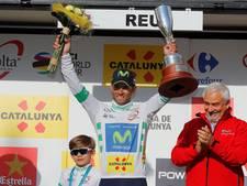 Oppermachtige Valverde pakt ritwinst en is eindwinnaar in Catalonië