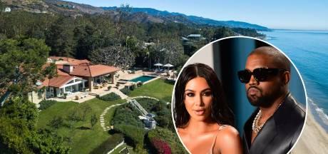 L'incroyable villa dans laquelle Kim et Kanye tentent de recoller les morceaux