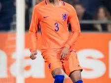 Spelers Heerenveen bezorgen Jong Oranje zege
