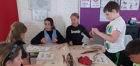 8000 kinderen in de regio maken technisch insect van ASML