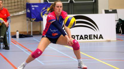 """Lara Nagels (VC Oudegem): """"Return is anders dan die eerste match"""""""