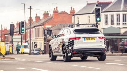 Jaguar Land Rover pakt uit met technologisch snufje: nooit meer een rood licht