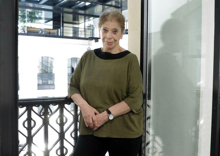 Vivian Gornick Beeld EPA