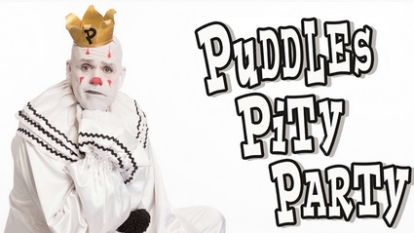 Verrassend briljante clown 'Puddles Pity Party' komt naar Het Depot in Leuven