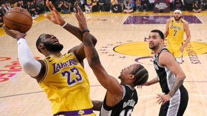 Glansprestatie LeBron James doet Kobe Bryant (even) vergeten
