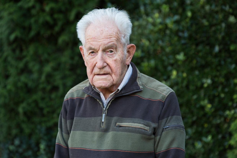 Kees Verhulst: ' Ik heb gelukkig persoonlijk niets aan de oorlog overgehouden'.