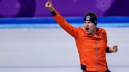 Kramer gaat geschiedenis in met trilogie op 5.000m