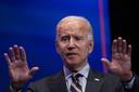 Democratische presidentskandidaat Joe Biden tijdens zijn toespraak in Wilmington, Delaware. (16/09/2020)