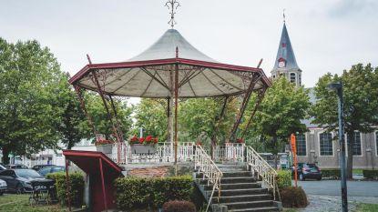 Kiosk Oostakkerdorp wordt gerenoveerd