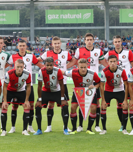 Feyenoord treft Trencín of Górnik Zabrze in voorronde Europa League