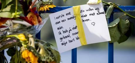 Kleine stille tocht voor doodgeschoten Bas van Wijk: 'Het moet geen Project X worden'