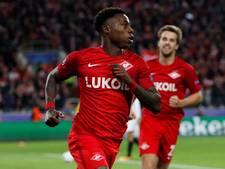 Spartak krijgt boete van 300 euro voor racistische tweet