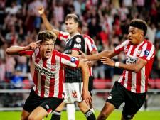 PSV knokt zich van de penarie naar een bescheiden polonaise