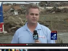 Un journaliste en larmes après la tornade à Moore