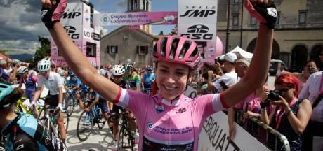 Van Vleuten wint voor tweede keer Giro Rosa