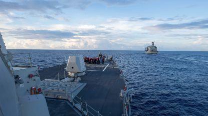 Pentagon is alert: China traint voor aanvallen op Amerikaanse doelen