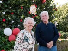 Tegenpolen uit Oldenzaal al zestig jaar gelukkig getrouwd samen