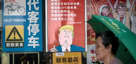 'VS en China werken aan oplossing handelsoorlog'