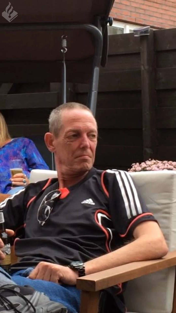 Peter Geurts uit Gouda werd sinds 23 oktober 2017 vermist.