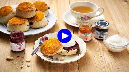 Wordt dit populaire Britse gebakje de desserthype van 2018? Zo maak je het zelf!