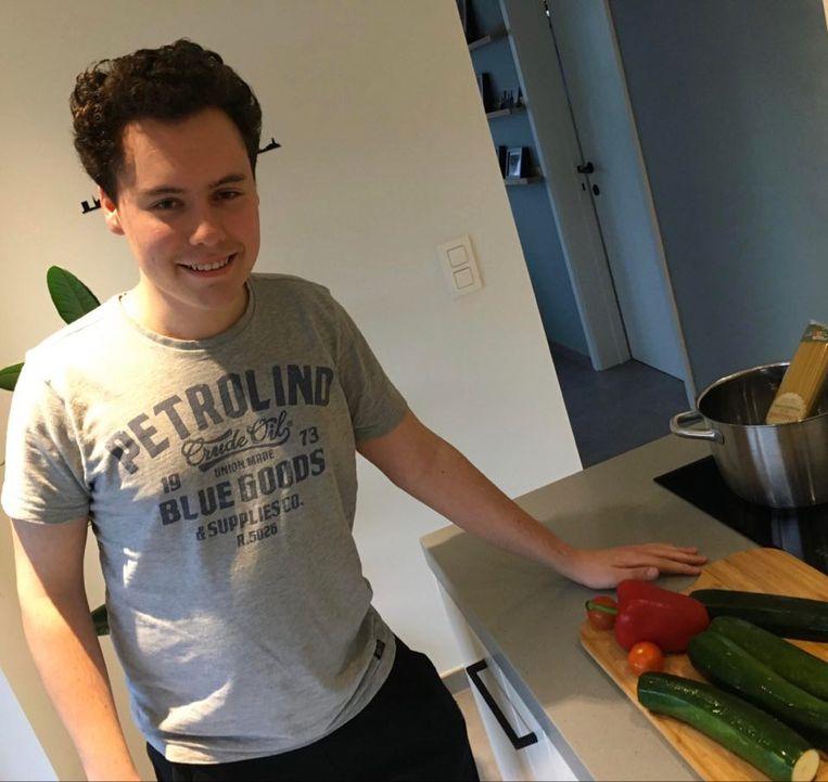 Zoersel Vlaams Belang-jongere Boris Van Echelpoel