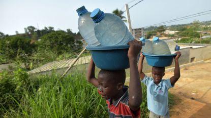 """Unicef: """"Meer kinderen sterven door gebrek aan toegang tot veilig water dan door kogels"""""""