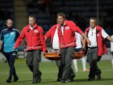 Blessure FC Den Bosch-middenvelder Luuk Brouwers uit Lieshout lijkt mee te vallen