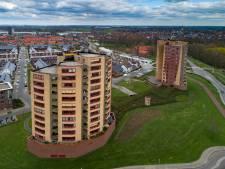 Hoogste flats in Kampen blijken voldoende brandveilig