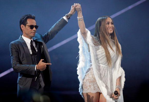 Jennifer Lopez en Marc Anthony gingen in 2011 uit elkaar.