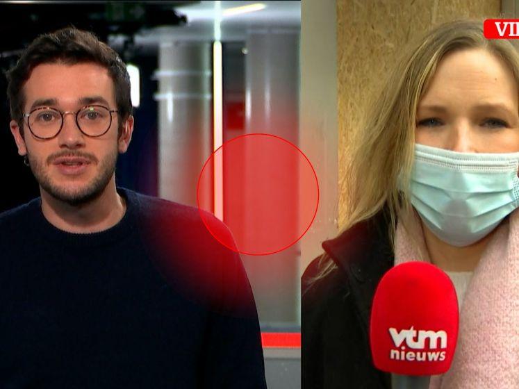 """Onze reporter in Nederland staat aan vernielde winkel: """"Niemand begrijpt wat hier gebeurt"""""""