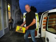 Dankzij bierkoerier Theo staat Zeeland nooit droog