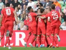 FC Twente rekent in bizarre wedstrijd af met negen Groningers