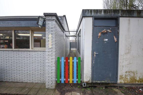 Basisschool Rodenburg heeft nood aan de nieuwbouw.