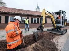 Glasvezel de grond in: buitengebied Bronckhorst bijna verlost van traag internet