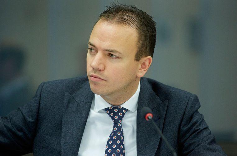 Friese gedeputeerde Sander de Rouwe (CDA): 'Voorzieningen in gemeenten zullen op brede schaal sluiten'. Beeld ANP