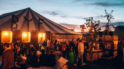 Backyard Festival verhuist naar plantentuin De Kleine Boerderij in Merksplas