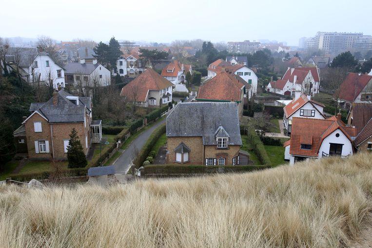 Een zicht op de Dumontwijk.
