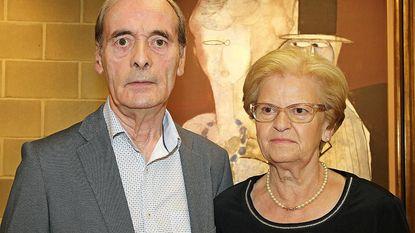 Alain en Magda zijn een gouden koppel