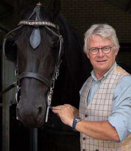 Commissaris John Berends gaat morgen weer aan het werk voor Gelderland