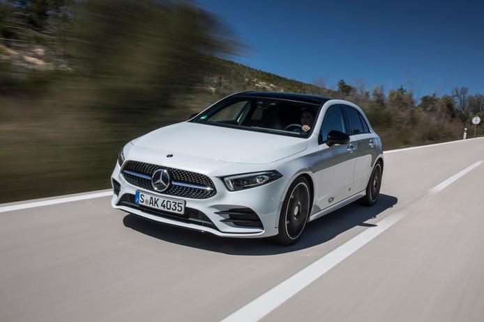 Mercedes A Klasse Maakt Een Grote Sprong Voorwaarts Auto Ad Nl