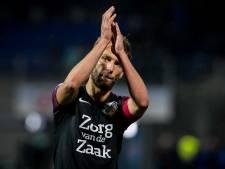 Seizoen lijkt voorbij voor Utrecht-captain Janssen