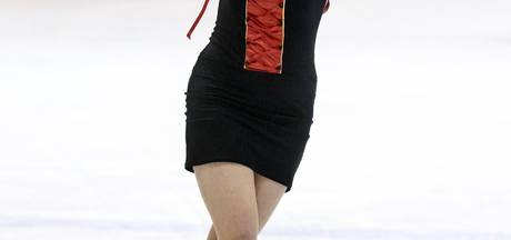 Video | Roosje Lampe Cordang; dansend over het ijs